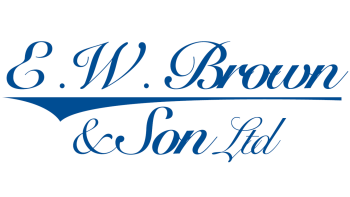 Logo for E W Brown & Son Funeral Directors