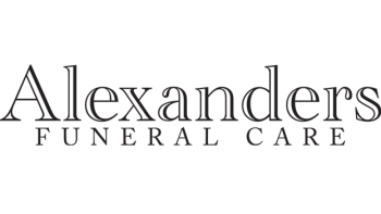 Logo for Alexanders Funeral Care