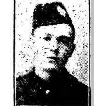 Photo of George PTE SNOWDEN