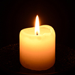 Candle for notice Clifford Leslie SIDEBOTHAM